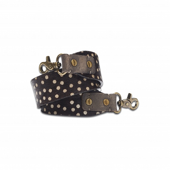 Bag strap polka dots (fits any NOOSA bag)