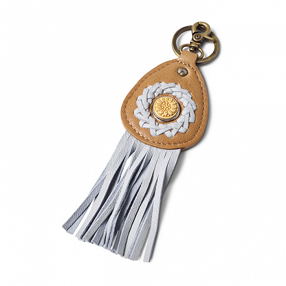 Wabi-Sabi key holder ocher